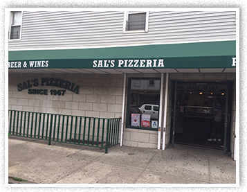 Sal's Pizza | Williamsburg Brooklyn